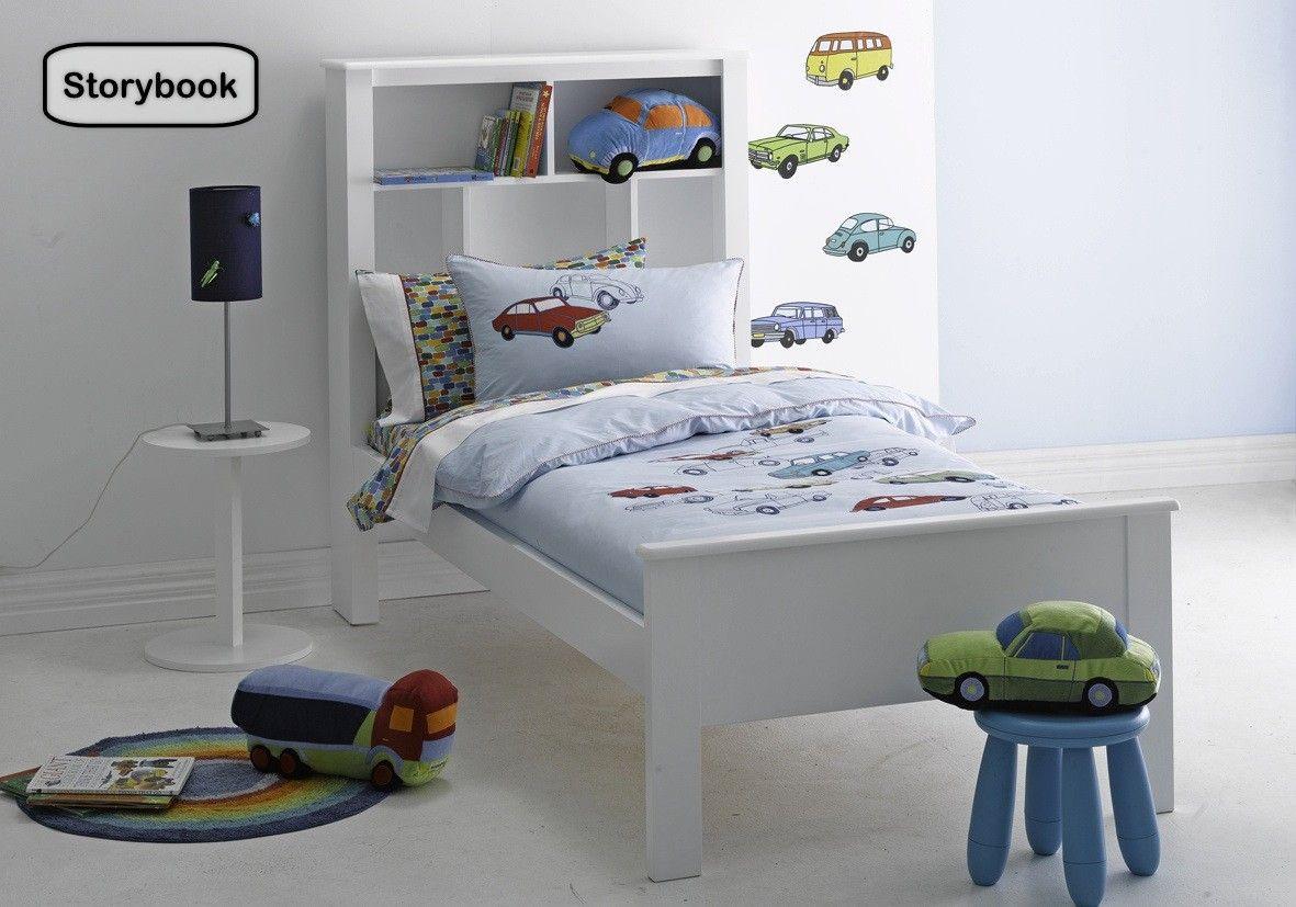 Sleepdoctor Fyshwick Storybook Painted Bed King single