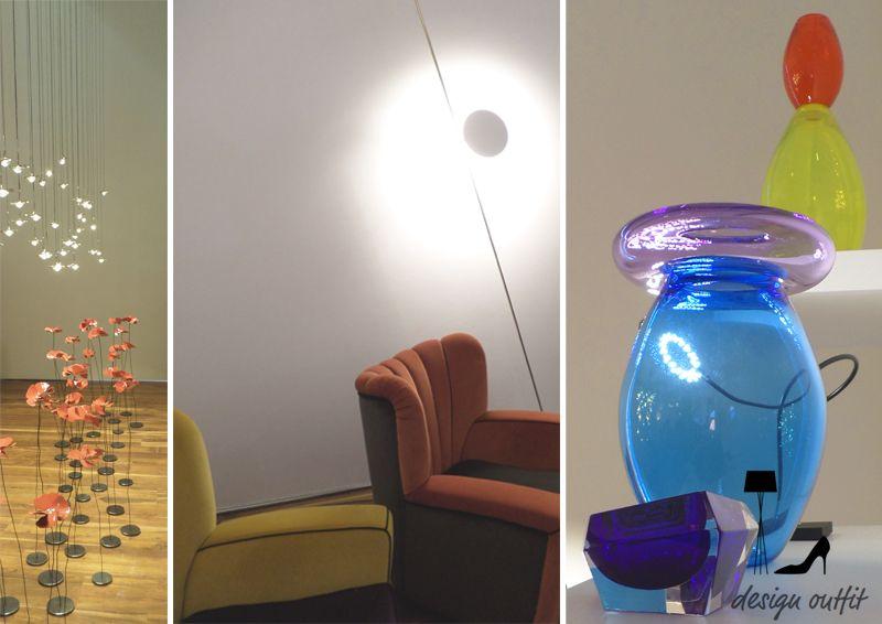 La Casa della Luce a Lambrate ospita l'esposizione delle lampade di Catellani&Smith e l'affascinante vetro muranese di Purho. Qui incontro Tobia e Andrea #DesignOutfit #DesignTrends