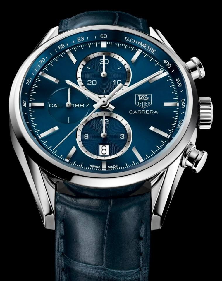 Tag Carrera Watch >> Tag Carrera Time Piece Life In 2019 Tag Heuer Carrera
