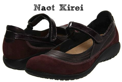 06ddf09b4314 Naot Kirei  Same comfort and support as your favorite walking shoes