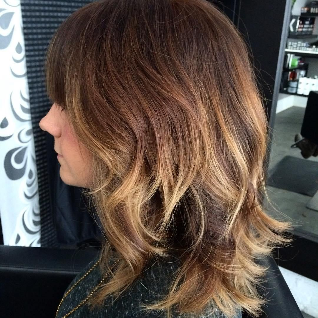 cute haircuts for girls to put you on center stage medium shag