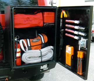 0bbbbbd140 Conversion Example - Emergency Vehicles - Sportsmobile Search   Rescue  Vehicles