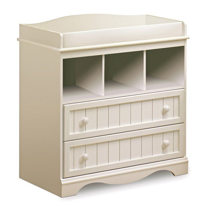 South Shore Jaelyn 2-Drawer Changing Table - 3580330