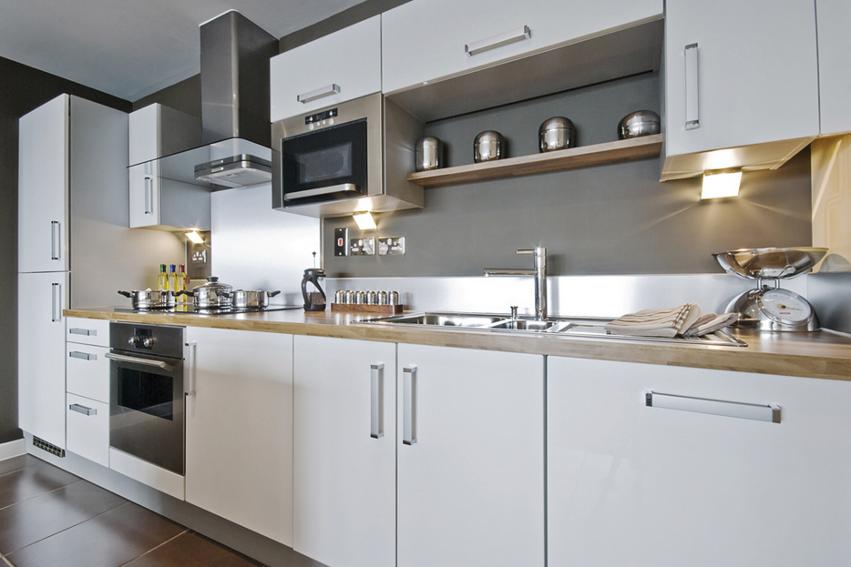 Love This Fabuwood Cabinetry Contemporary Kitchen Featuring Frameless  Cabinets With Modern Elements