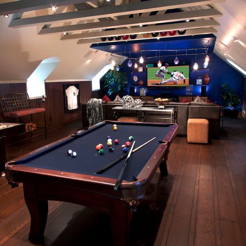 Bonus Room Over Garage Ideas Pictures Remodel And Decor Attic