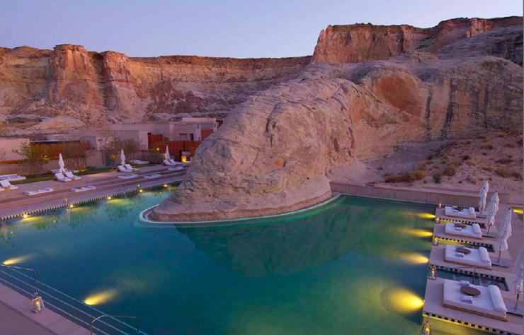 Luxurious Amangiri oasis | BRABBU Blog