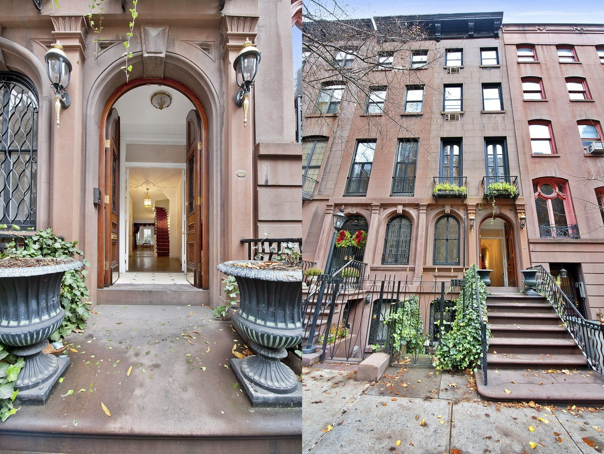 Beautiful brownstone off park avenue in murray hill 39 s for Manhattan townhouse for sale