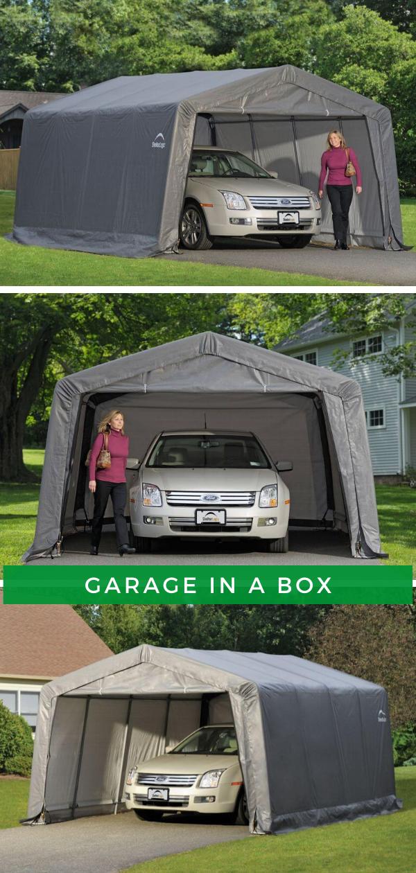 GarageinaBox Garage ideen, Garage und Türen maße