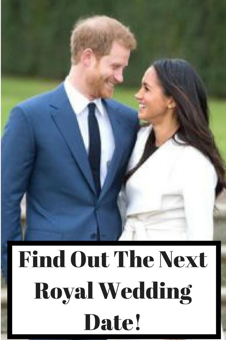 Find a wedding date