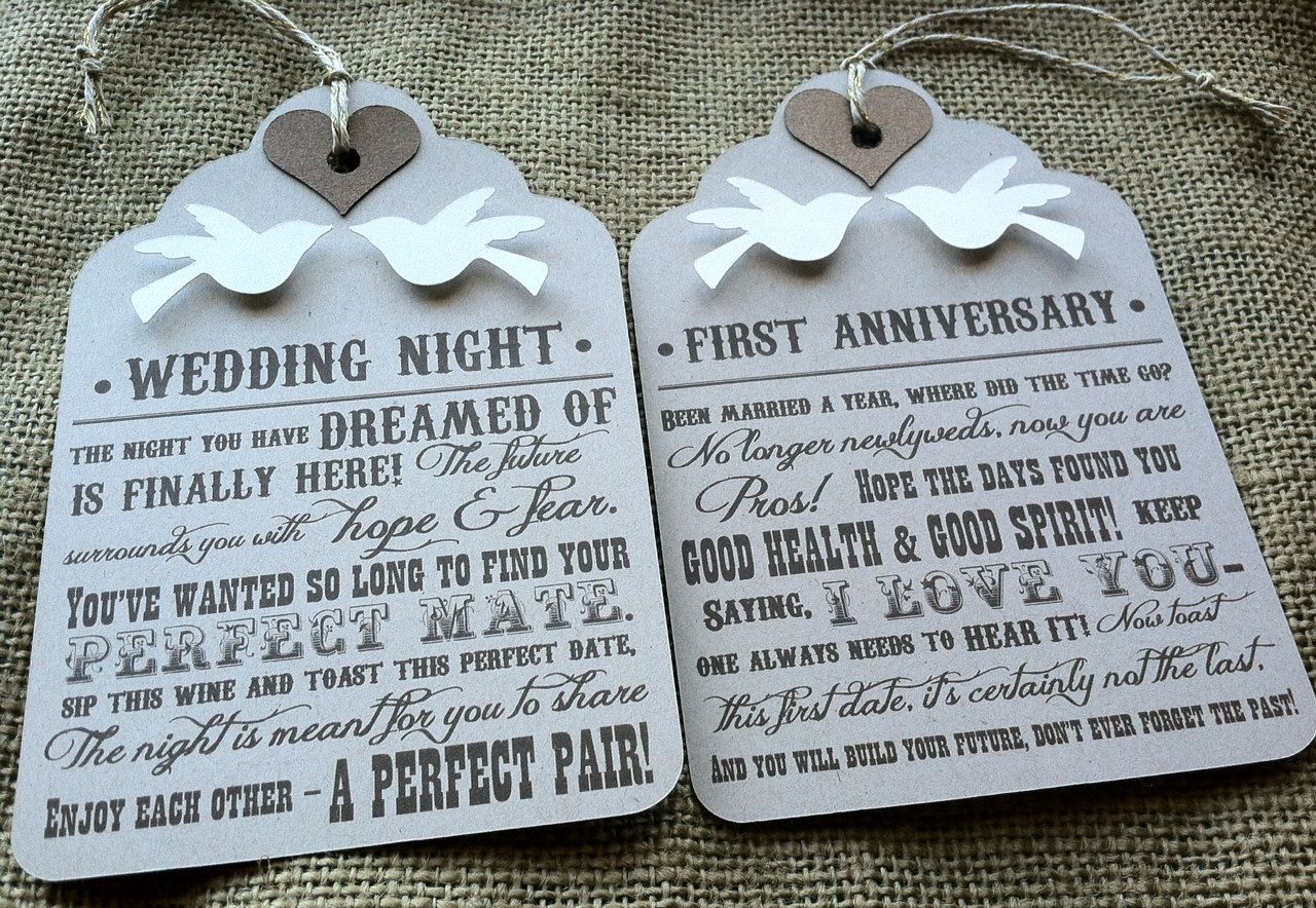 Wedding Gift Poems: Bridal Or Wedding Shower GIFT