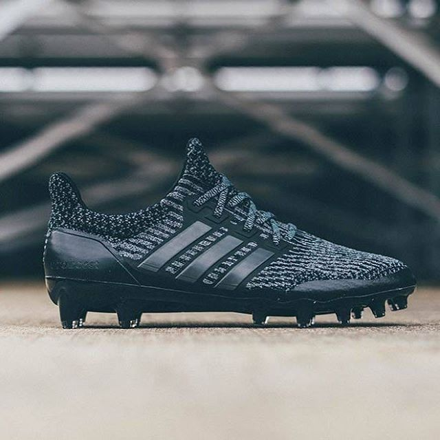 3bdeaafb6 The adidas UltraBOOST American football cleat drops in