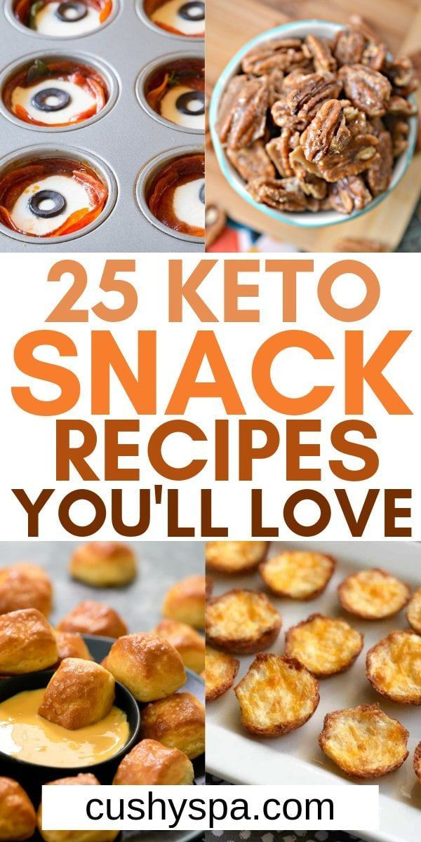 25 Delicious Keto Snack Recipes That Are Worth Making #ketosnacks