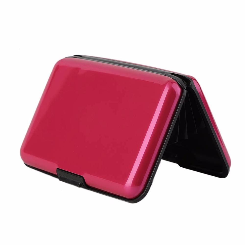 Credit Card Wallet Pocket Purse - Hard Case Holder   Products ...