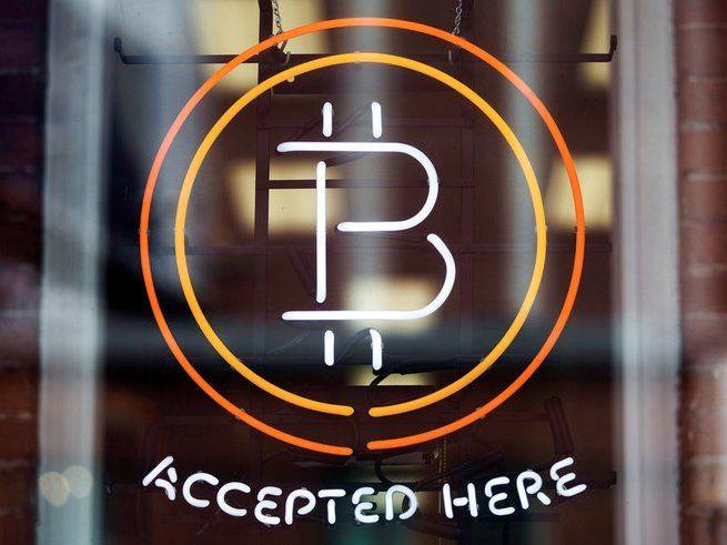 run bitcoin miner in background
