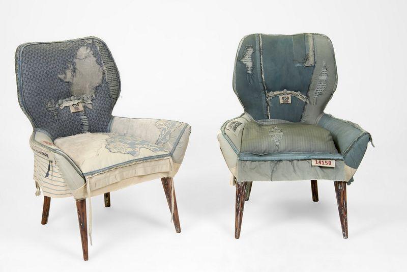 39 deshabill e 39 by draga obradovic sculpture objects for Diy art deco furniture