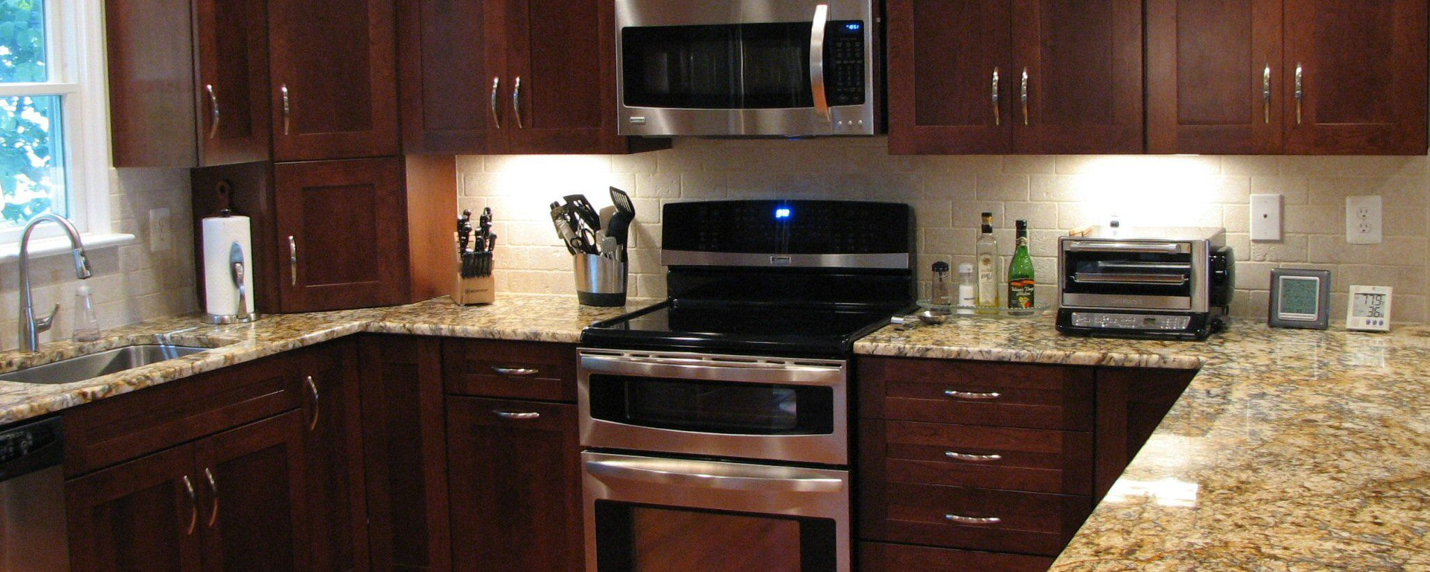 How Much Does Granite Countertops Cost At Lowes : ... Counter Tops On Pinterest Kitchen Backsplash Granite Countertop Prices