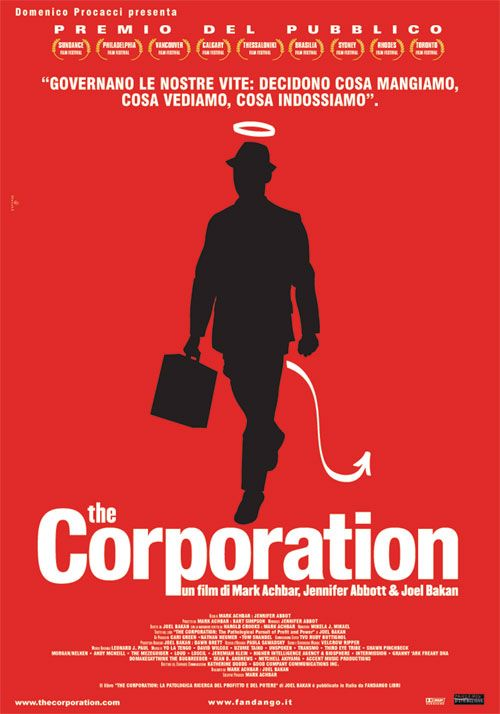 600full-the-corporation-poster.jpg 500×714 pixels | Movies | Pinterest | Documentary, Movie and Netflix