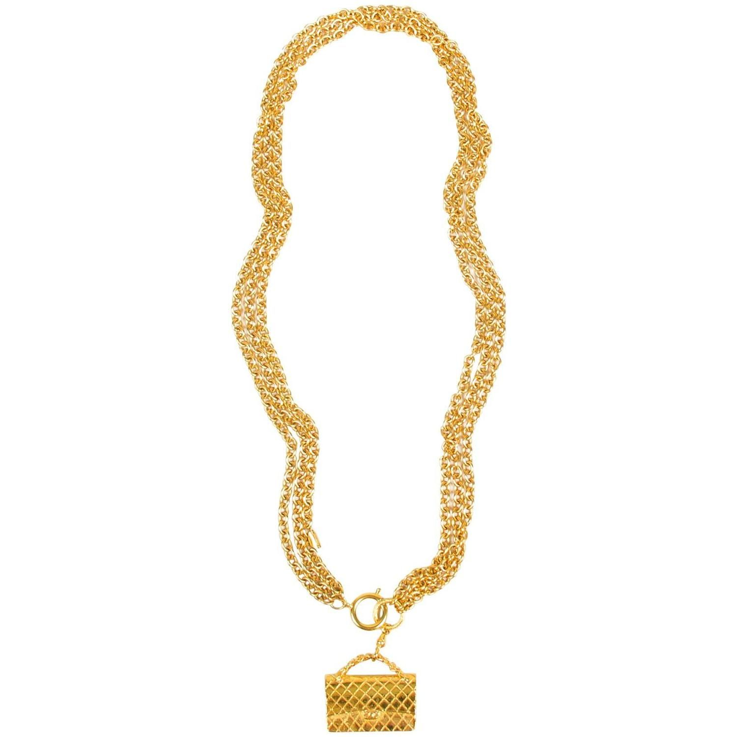 chain eyeglass cc holder chanel chains c gold