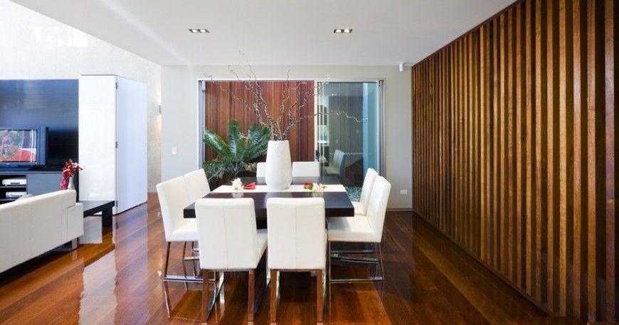 Wood Slat Wall modern wood slat walls - google search | interior design