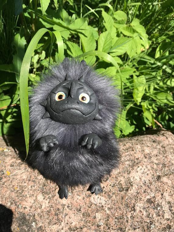Plush Bat Creepy Cute Toy Bat Stuffed Bat Bat Stuffed Animal Vampire