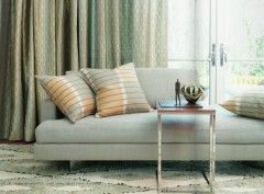 Jim Thompson - Himma Gardens collection - cushion in Aura