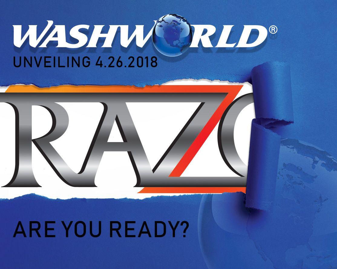 New razor coming April 26th at The Car Wash Show Car