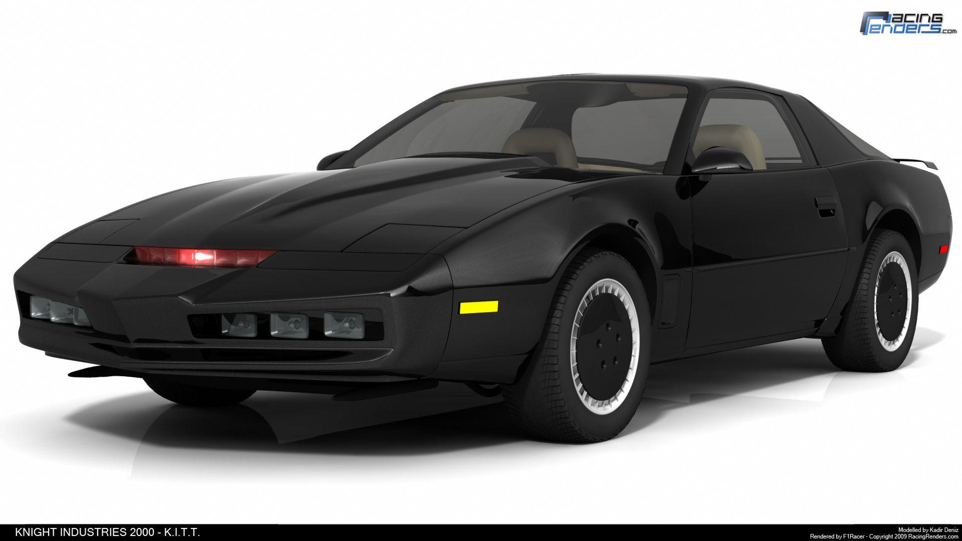 kitt k2000 knight rider hoffspace star cars. Black Bedroom Furniture Sets. Home Design Ideas