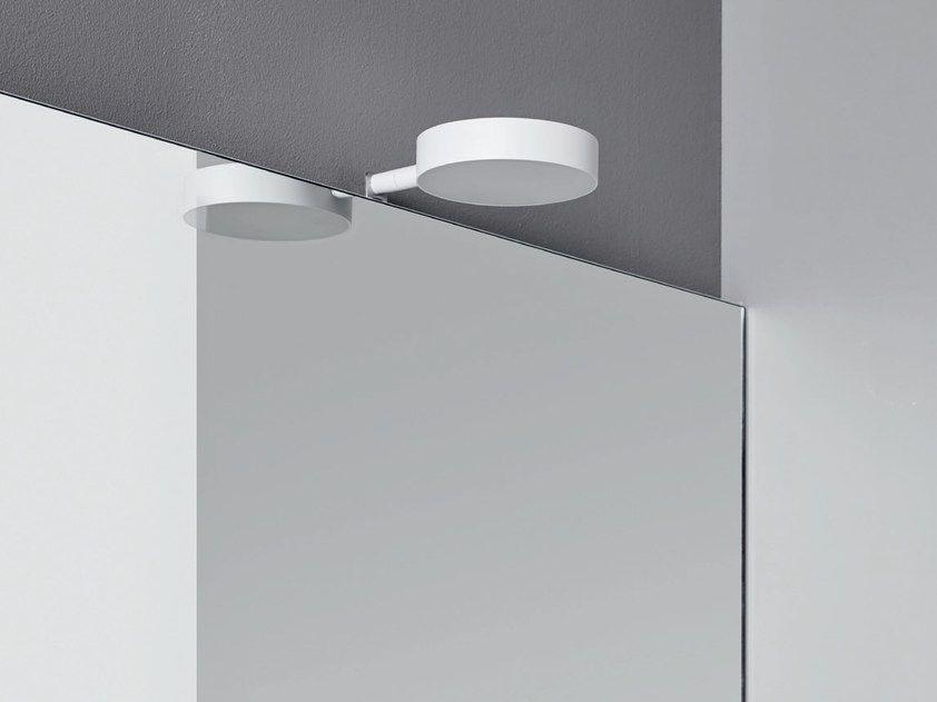 Lampade Da Specchio Bagno Prezzi.Applique A Led Per Bagno Circle By Rexa Design Lampade Specchi