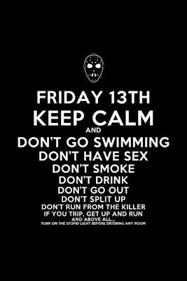 What does Friday the 13th really mean? | The Horror | Pinterest ...