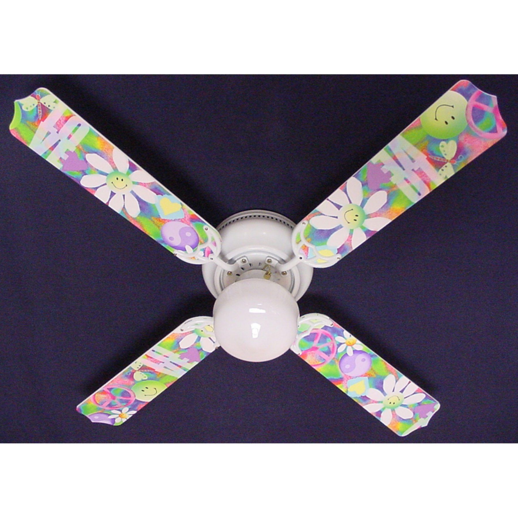 christmas with ceiling fan kids for serene then decoration together fans home room table rooms