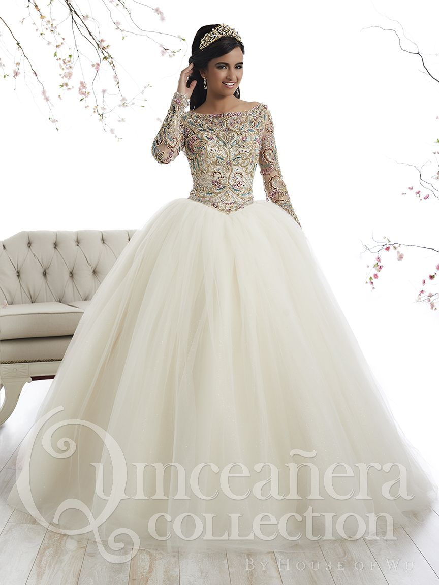 Quinceanera Collection Style #26875 #misquince #quinceañera ...