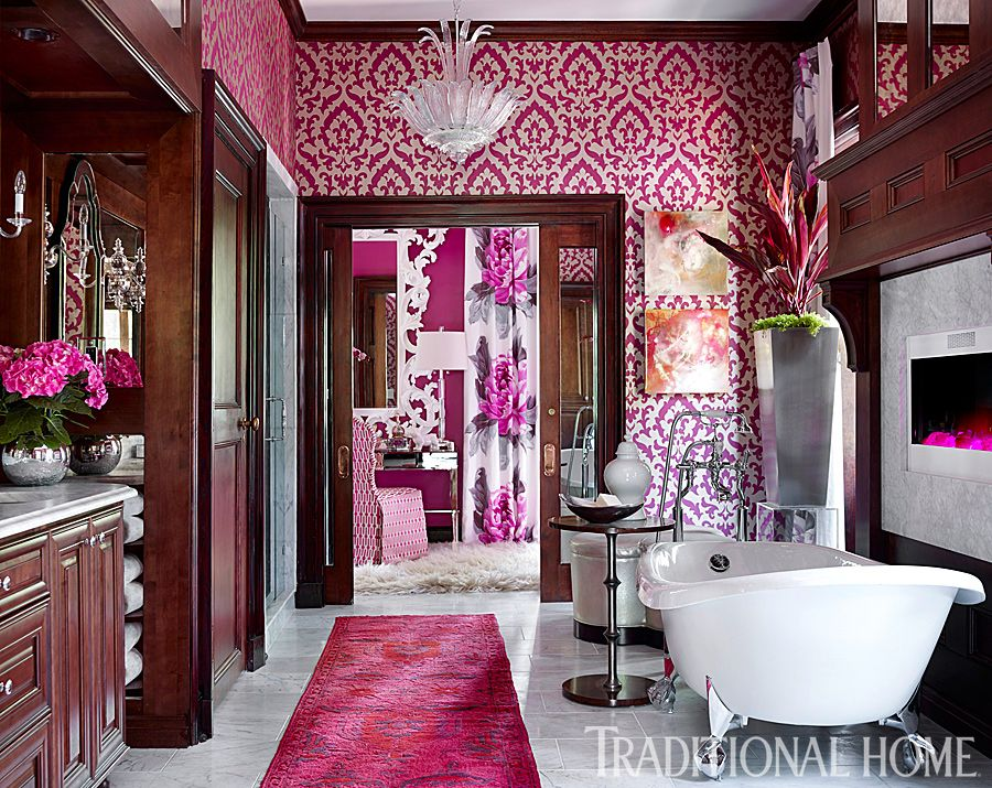262 best images about Beautiful bohemian style bathrooms ...