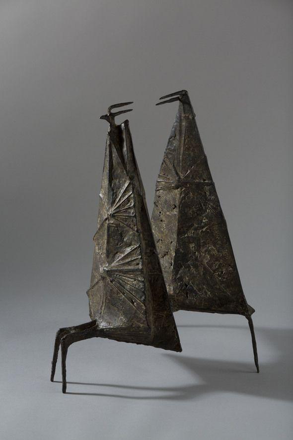Lynn Chadwick - Dance III, 1955, Bronze, Height 53 cm