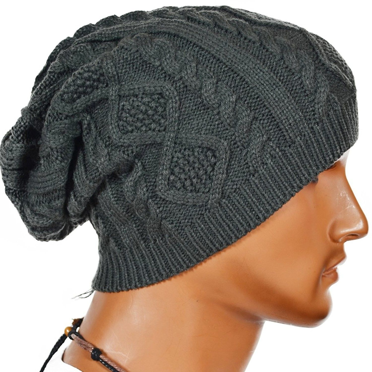 Everything Black 9 Skull Cap Beanie That Will Fit Your Head Perfect