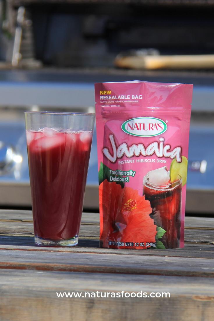 Hibiscus Aguas Frescas A Delicious Tradition For Summer Days Hibiscus Drink Delicious Agua Fresca