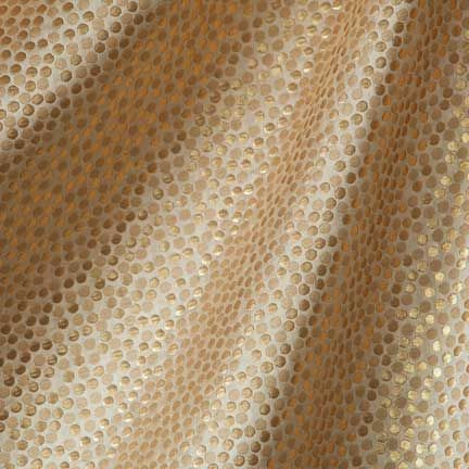 Tablecloth, Champagne Bubbles, Gold   Linen Effects