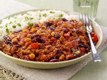 Turkey mince recipe recipes | Turkey mince chilli, Mince ...