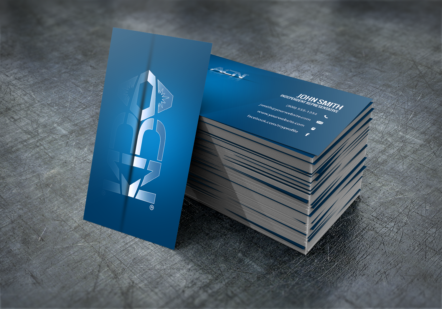 Acn Business Cards Personalized Acn Business Cards Custom Acn Cards Acn Printable File Custom Business Card Acn01 Custom Business Cards Business Card Size Personal Cards