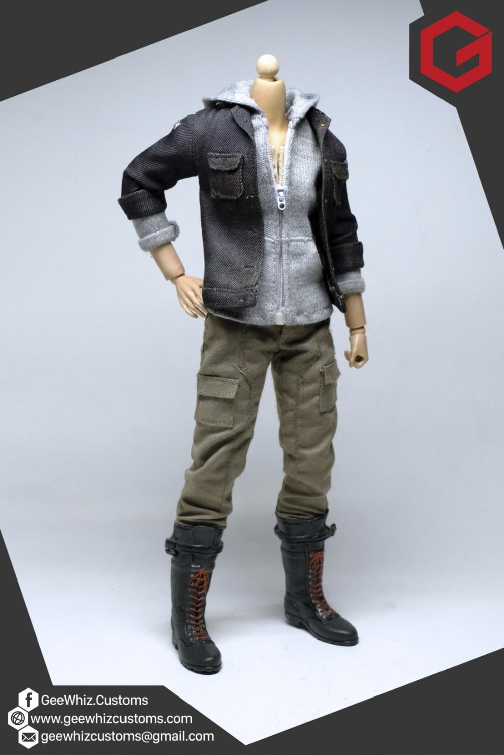 1//6th Scale Jacket /& Pants