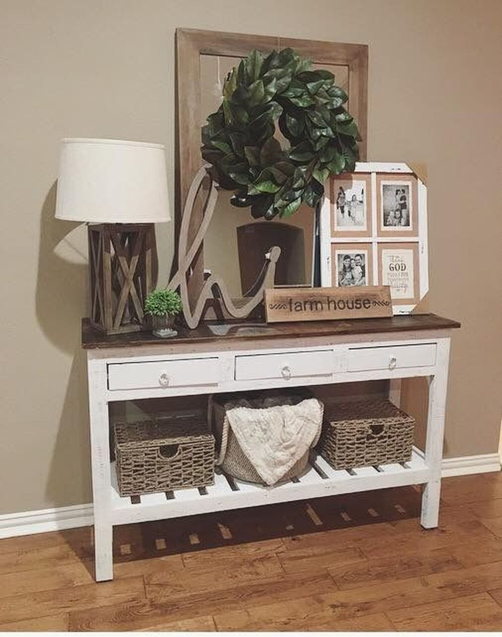 Entry Table Big Lots