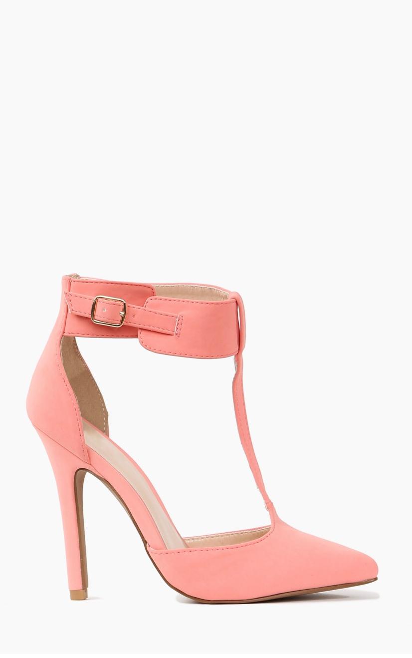 f1b2e77baaa0 Petal pink heels