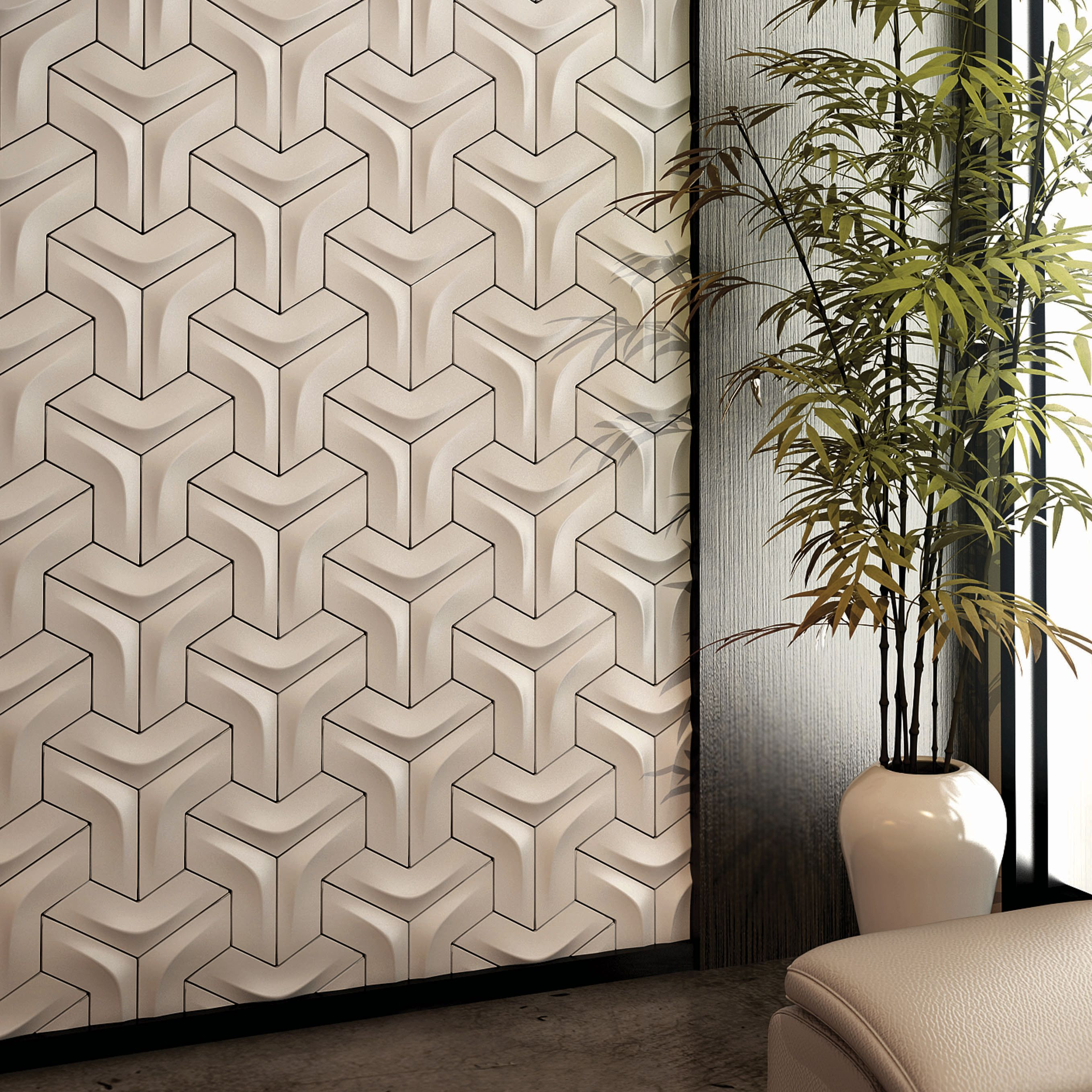 Looking for a unique wall tile? You\'ll find it in our Arc series ...