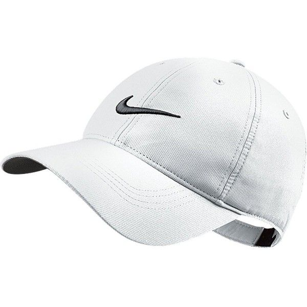 a0f44088192 Nike Tech Swoosh Cap (27 CAD) ❤ liked on Polyvore featuring accessories