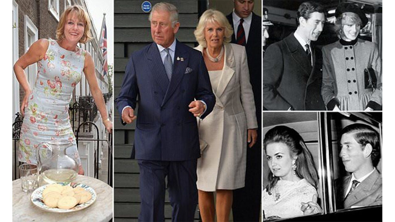 Royal Biography Reveals About Charles And Camilla Love