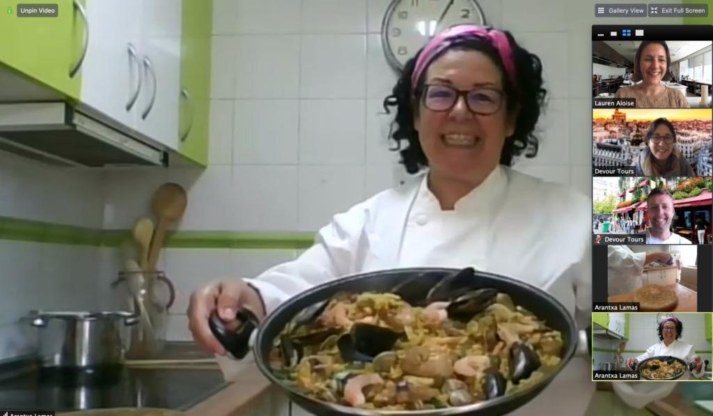 Crema Catalana Recipe Authentic Spanish Version Receta Recetas Paella Pan Con Tomate