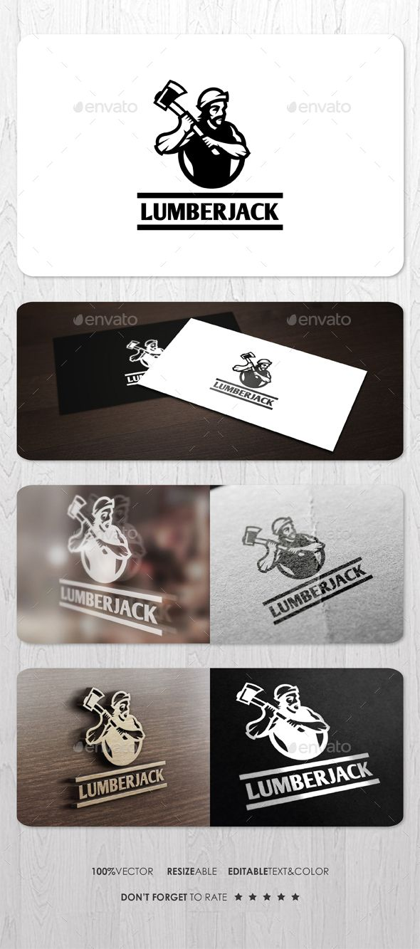 Excellent illustrated logo for your brand identity. Files