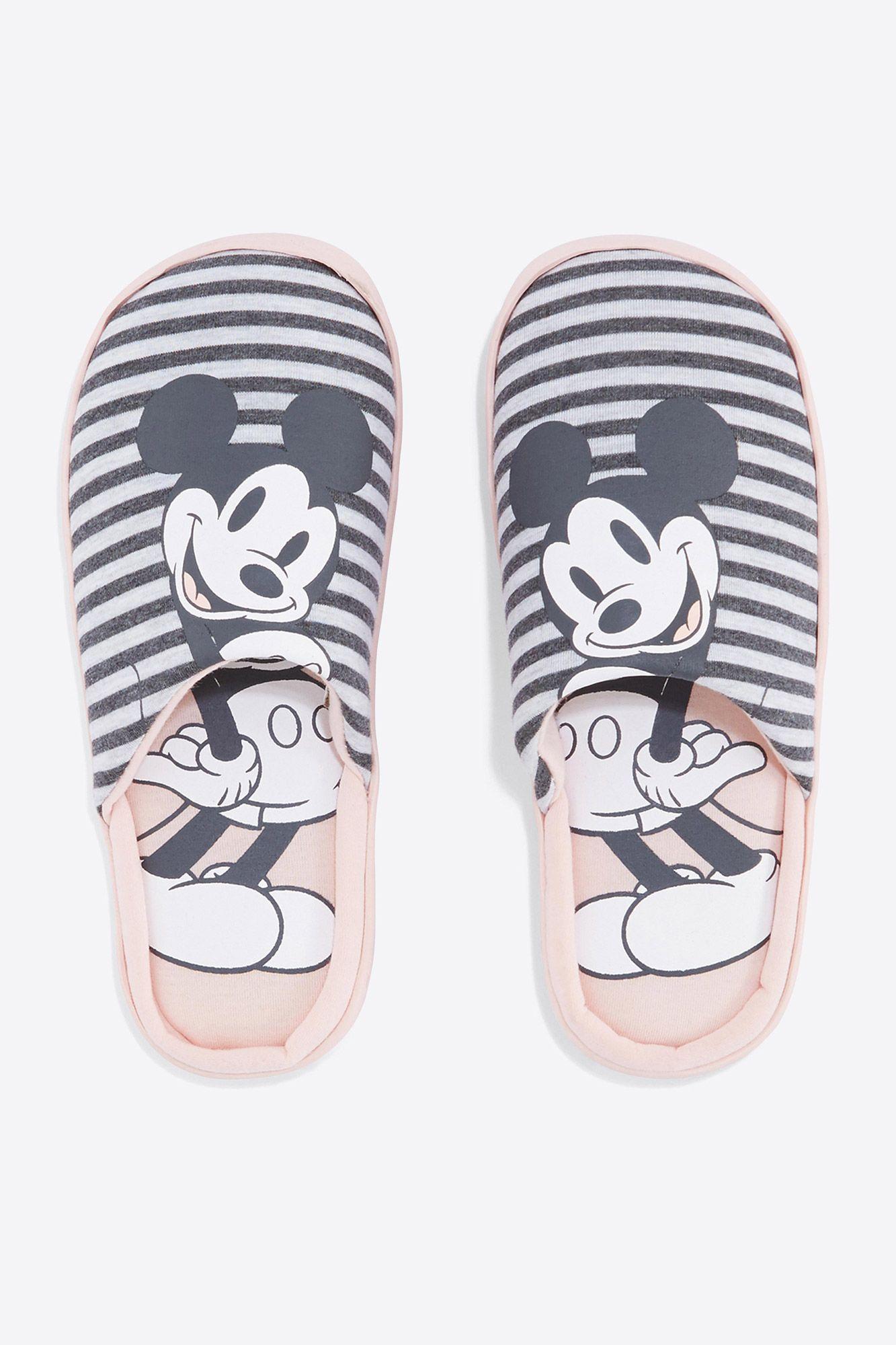 441fe60f02 Women´secret - Zapatillas abiertas de Mickey Mouse