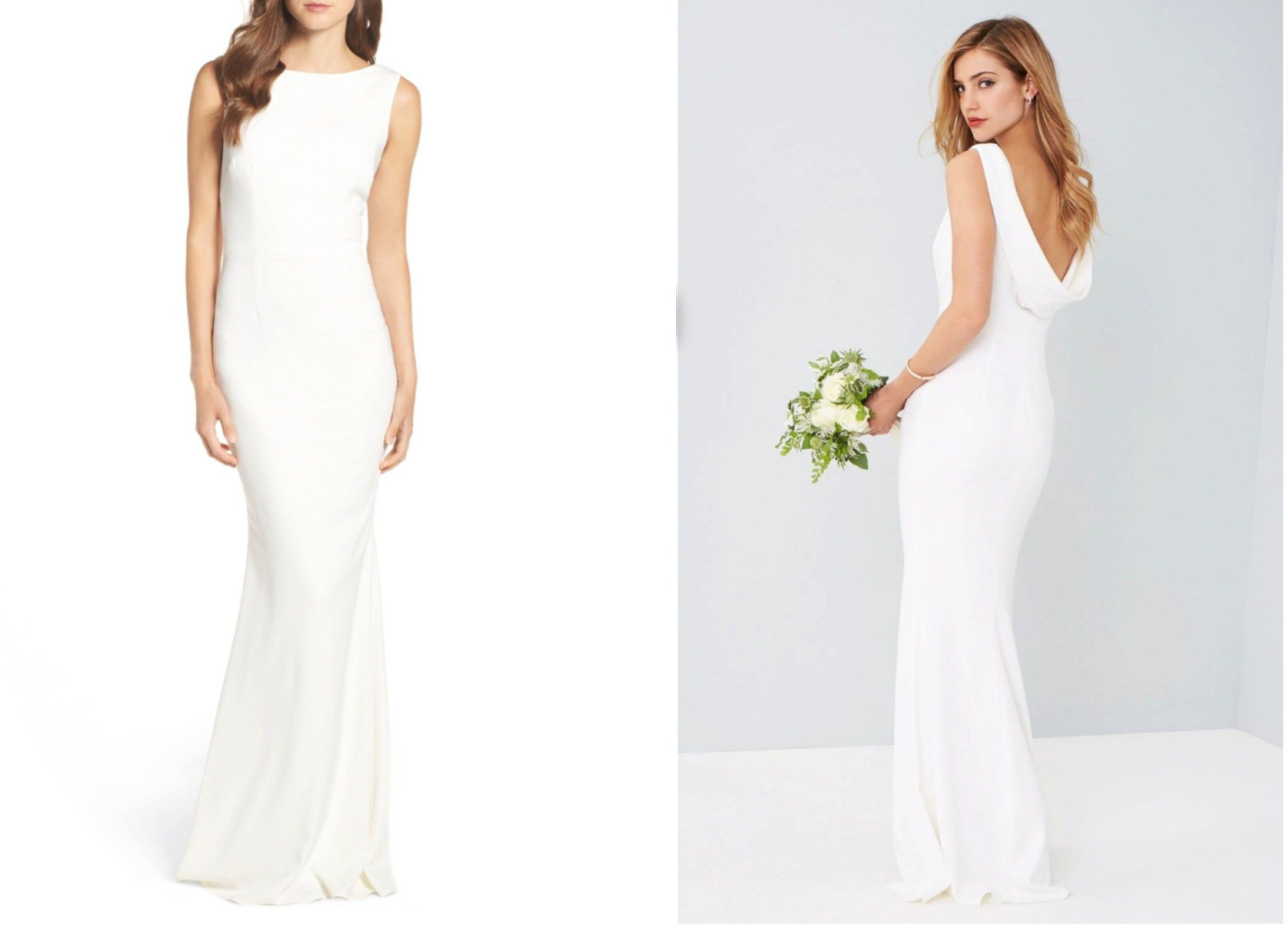 Wedding dresses under $300  Looking for a beautiful wedding dress but donut want to break the