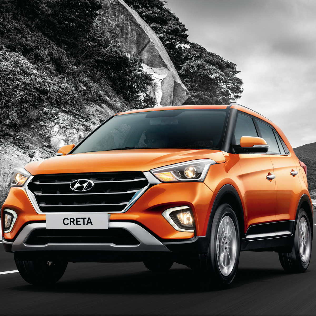 Model Power, Mileage, Safety, Colors Hyundai cars