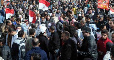 مصدر أمنى : القبض على 20 من متظاهرى مديرية أمن الإسكندرية